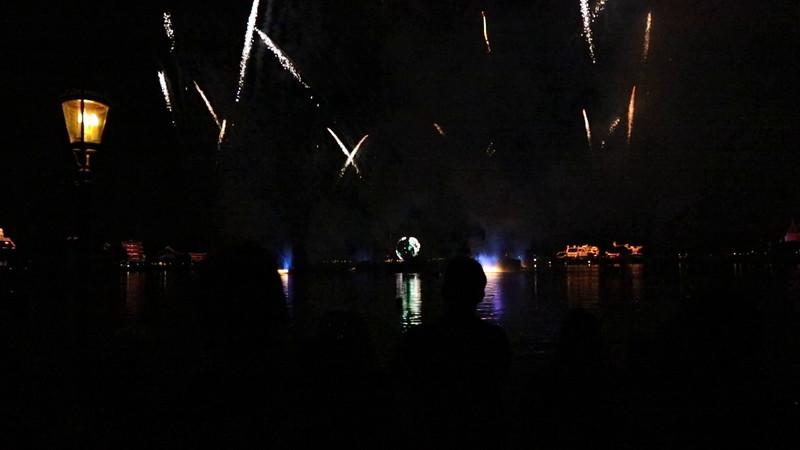 Epcot - Fireworks