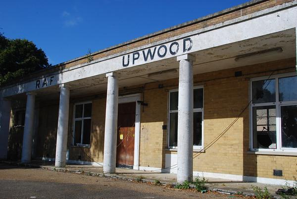RAF Upwood 2009.