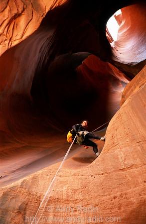 2003 09-25 Zion Canyoneering