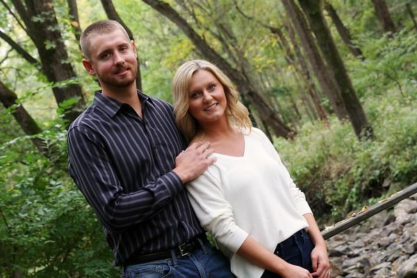 Josh and Emily