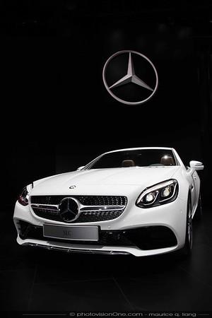 Mercedes at NAIAS