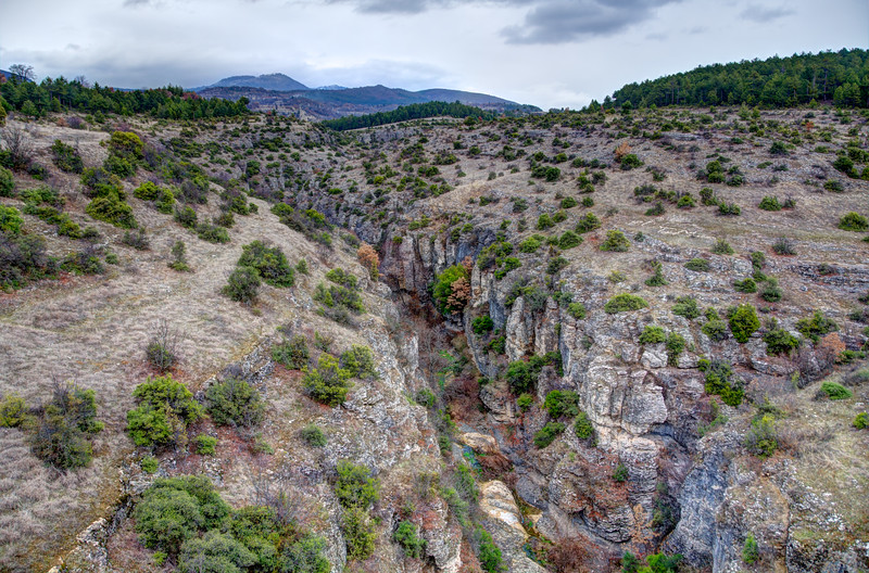 Tokatli Canyon