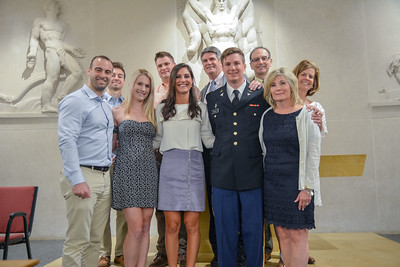 Class of 2018 Military Ceremony