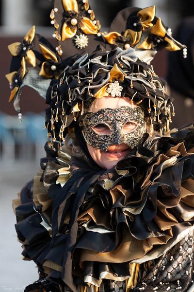 Venice carnival 2012, Italy