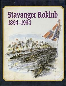 Jubileumsboka Stavanger Roklub 1894-1994