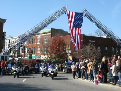 Veteran's Day Parade 2011