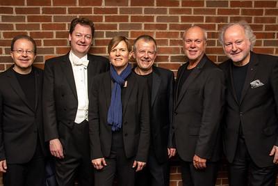 Brahms 4 and Berlin Wind Quartet