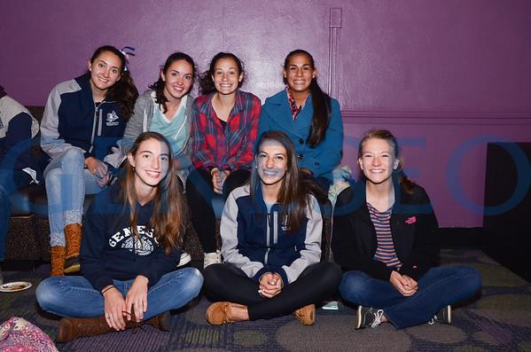 XC Alumni Reception (Photos by Troy Hallahan)