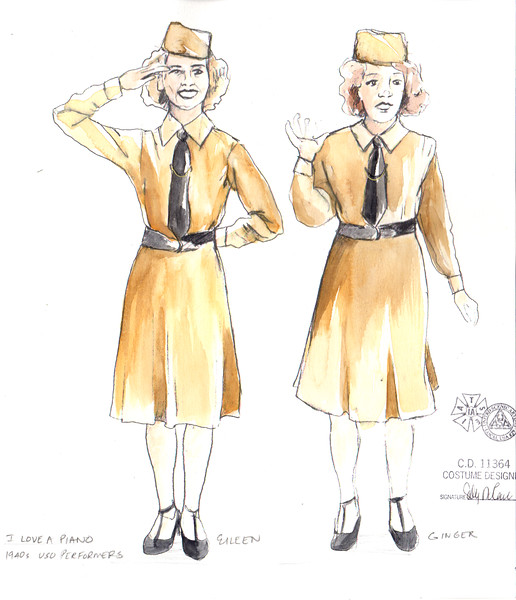 EILEEN AND GINGER, 1940s USO Performers.jpg