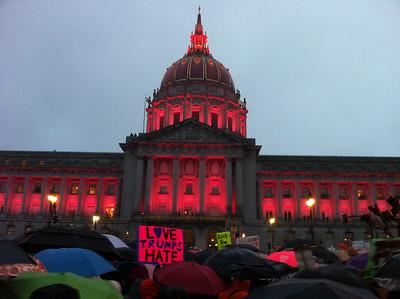 2017-01-21 Women's March San Francisco