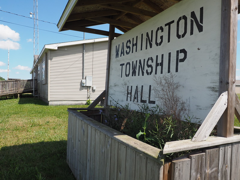 Washington Township Hall
