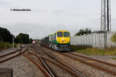 Portlaoise (Rail), 01-09-2016