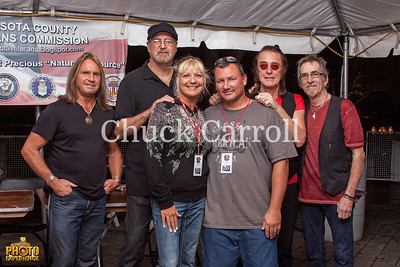 Thunder by the Bay - Meet and Greet with Foghat - 1-11-2014