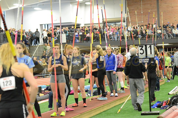 Girls' Pole Vault Gallery 2 - 2017 MITS State Meet Day 1