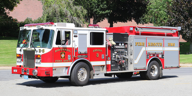 Engine 3.  2015 KME Predator.  1500 / 750