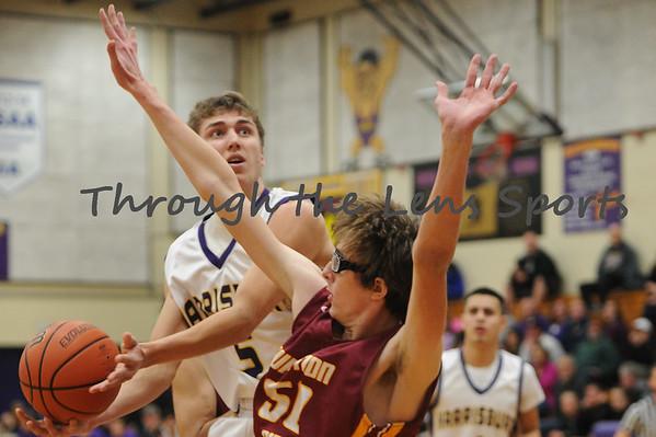 Harrisburg vs. Junction City Boys HS Basketball