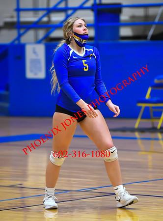 9-25-2020 - Prescott v Cactus - JV Volleyball