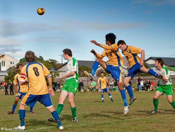 Rongotai 0 vs. Marist AFC 3