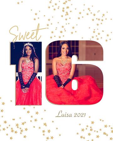 Luisa's Sweet 16