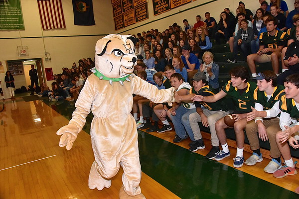 BBA Homecoming…Pep Rally photos by Gary Baker
