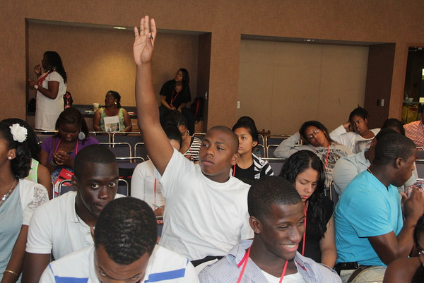 Tavis Smiley Foundation Youth to Leaders Conference 2011 - Money Matters 7-23-2011