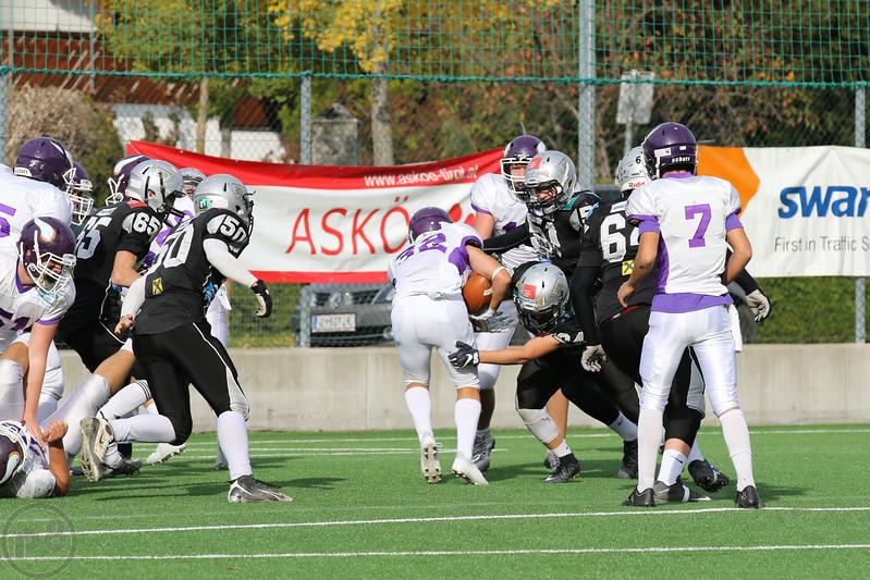 2017; AFBÖ; Raiders Tirol; American Football; Vienna Vikings; U15; Youth