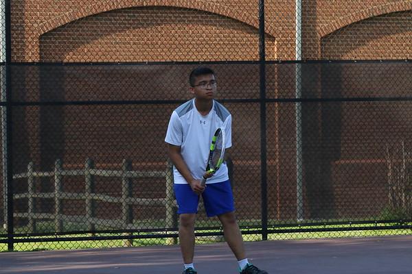 Tennis vs. Veritas School - Apr 30