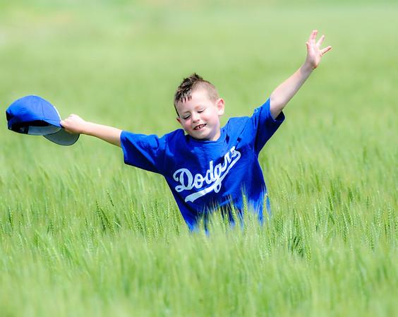 Dodger Baseball May 2011