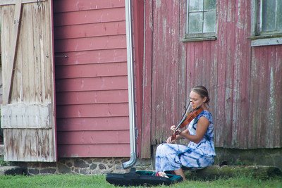 NJ-Mercer-Howell Farm Fiddle Competition