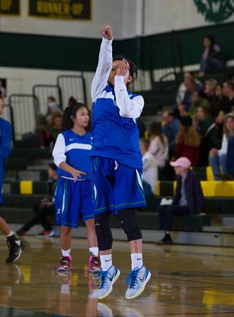 2016 Girls Basketball