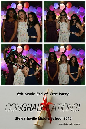 SMS 8th Grade EOY Party 2018