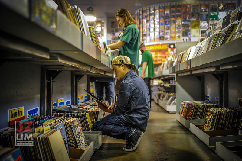 45 Sessions Record Store Day @Amoeba Records