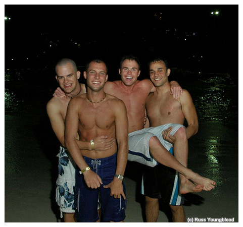 Gay Disney - Youngblood