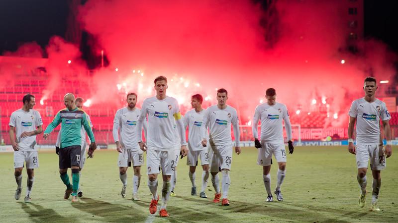 Brno - Plzeň 0:1