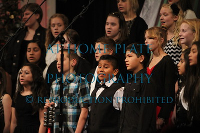 Winter Choir Concert 2014