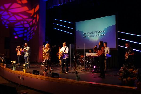Easter Sunday 03/27/16 SK & Worship