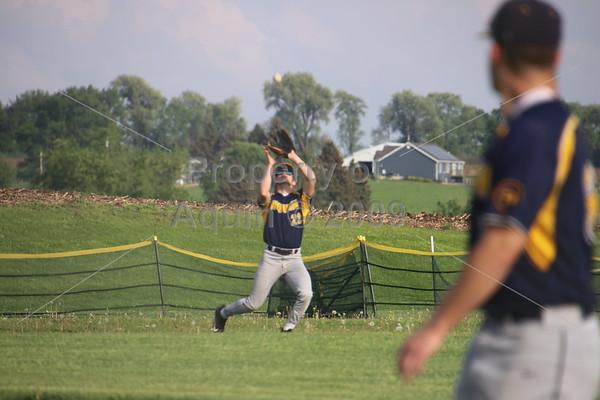 v and fs baseball at orangeville . 5.19.21