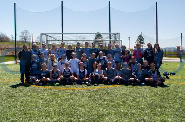 Spring Sports Alumni Games (Photos by John Coacci)