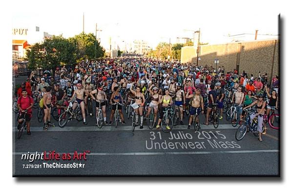 31 July 2015 Underwear Mass