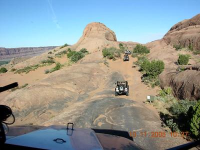 Moab--Hells Gate