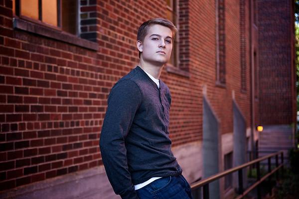 Jake's Senior Portraits