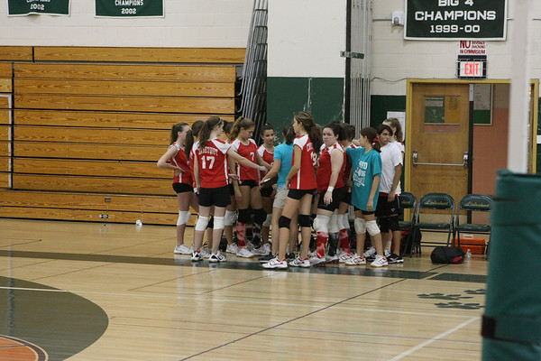 20070927 Volleyball vs. Lindenhurst