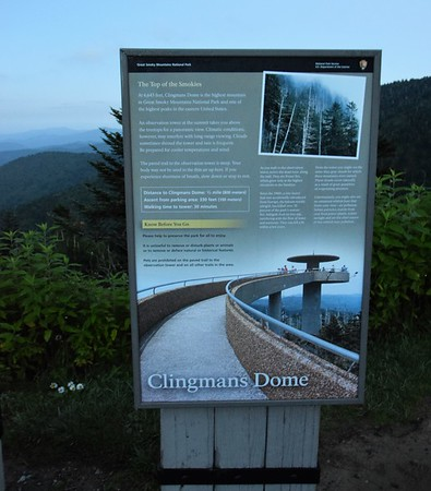 Clingmans Dome Hike