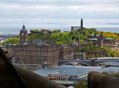 Scotland: A day in Edinburgh