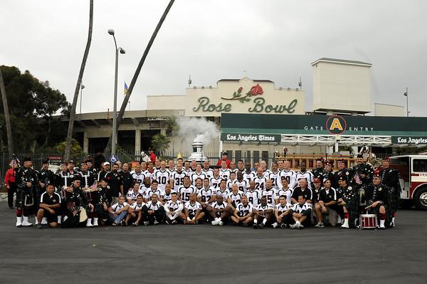 LA Heat Team Picture