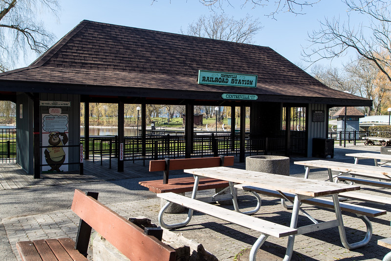 An Empty Centreville, Centre Island