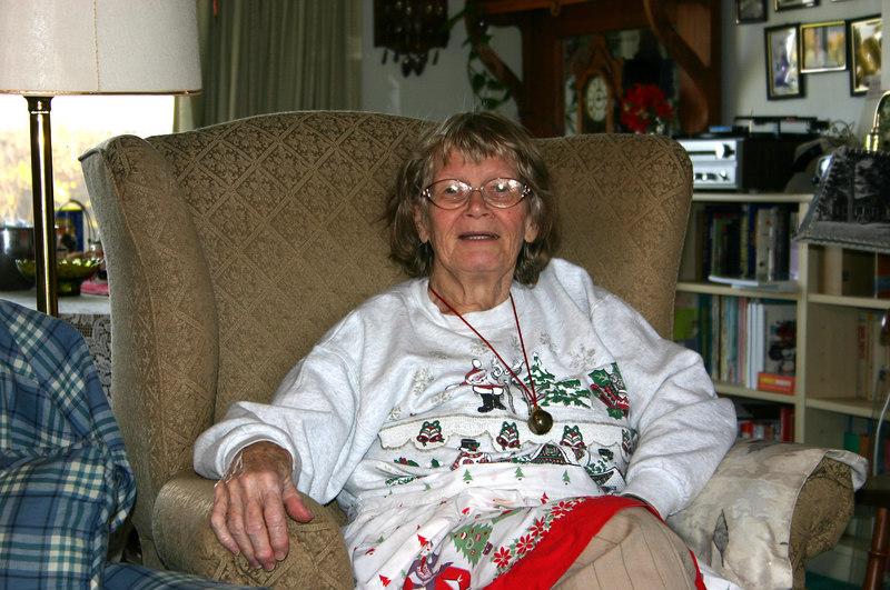 2006 Mom Xmas