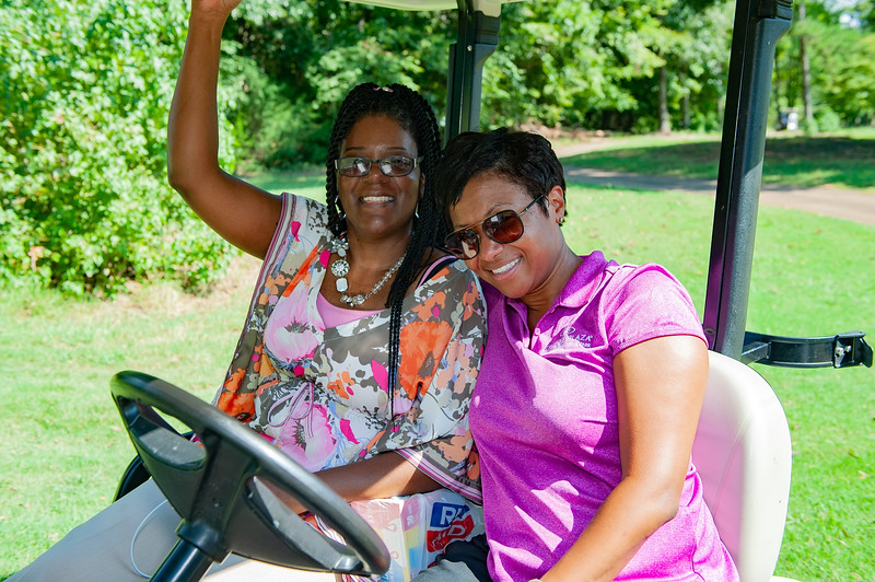 Fall Golf Torunament @ Harry L Jones Golf Course 9-6-18 by Jon Strayhorn