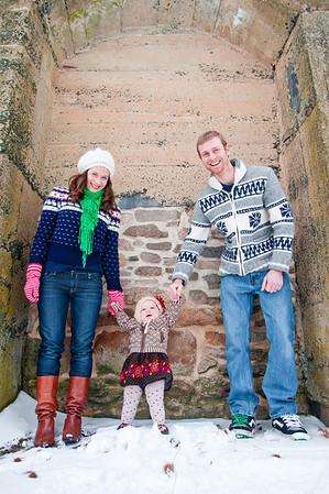 Spence Family