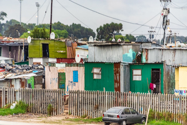 Shanty Town Africa